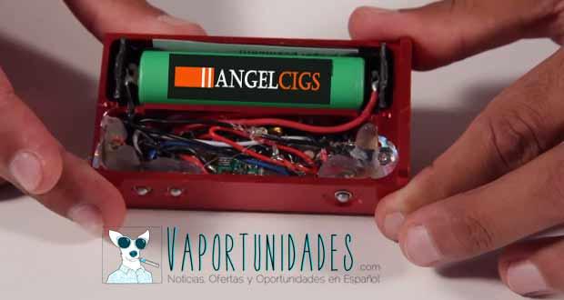 Videorevisión Cloupor Hana modz de AngelCigs - Confirmando con