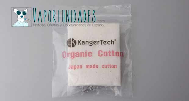 kanger-kangertech-organic-coton-resistencias-wire-algodon