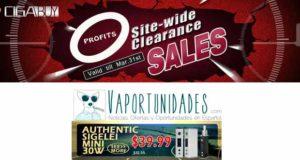 ofertas, cigarrillos electronicos, ecigs, vapeo, cigabuy