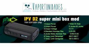 Pioneer4you Ipv D2
