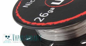 alambre nikel titanio kanthal nichrome fasttech