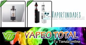 Vapeototal, billow v2 subox mini