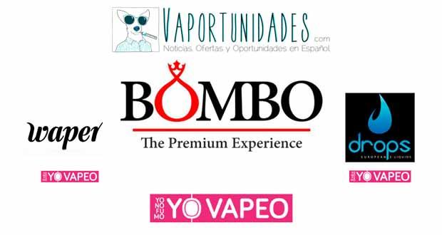 yonofumoyovapeo drops bombo waper