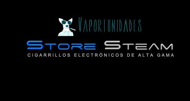 descuento storesteam cigarrillos electronicos