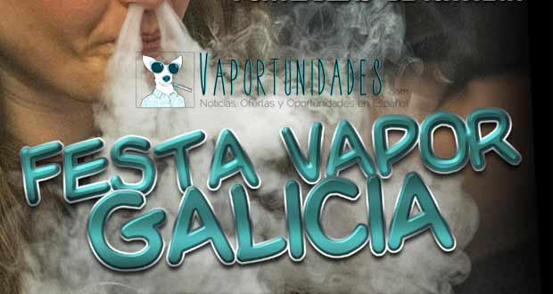 festa vapor galicia