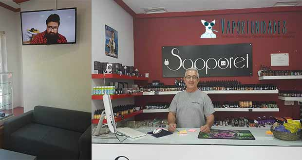 tienda físca Sapporet Alcorcon