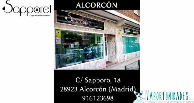 tienda alcorcon