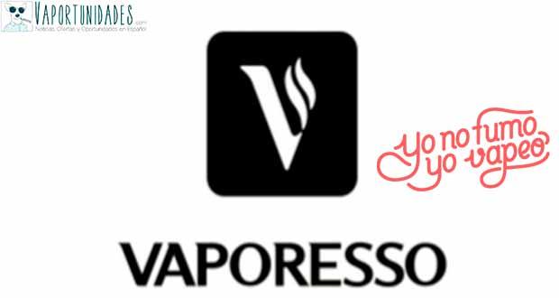 Vaporesso - Nuevos productos en YoNoFumoYoVapeo