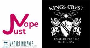 Aromas King Crest - en JustVape