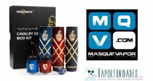 Cavalry V2 - Disponible en MasQueVapor
