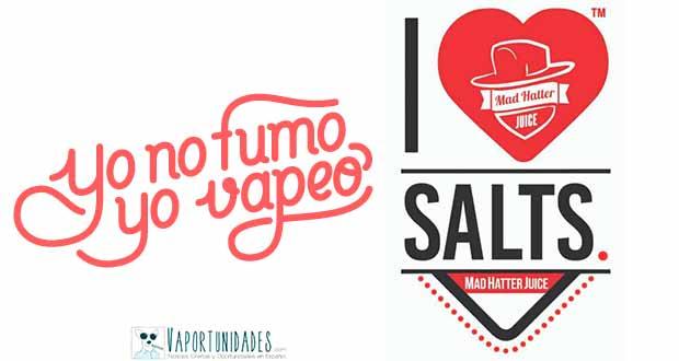 Mad Hatter I Love Salts - En YoNoFumoYoVapeo