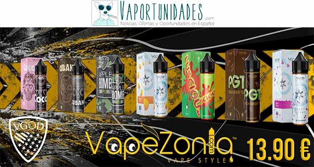 Vgod Liquids - En Vapezonia