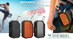 Wismec Active - Disponible en YoNoFumoYoVapeo