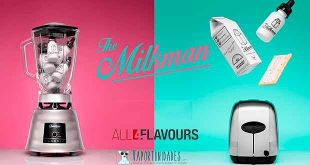 The Milkman - En All4Flavours