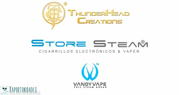 ThunderHead Creations y Vandy Vape