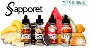 Fryd - Aromas en Sapporet