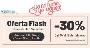 Día de San Valentín - En YoNoFumoYoVapeo