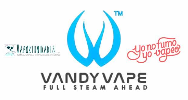 Vandy Vape - En YoNoFumoYoVapeo