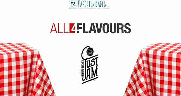 Just Jam - En All4flavours