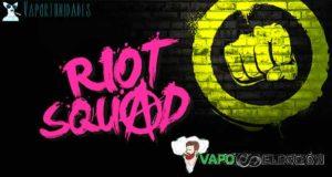 Riot Squad - Aromas en Vaposelección
