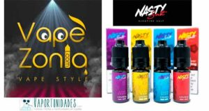 Sales de Nicotina - En Vapezonia