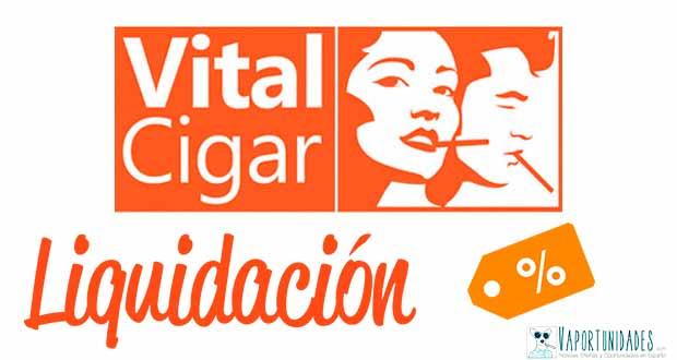 Liquidación - Productos en VitalCigar