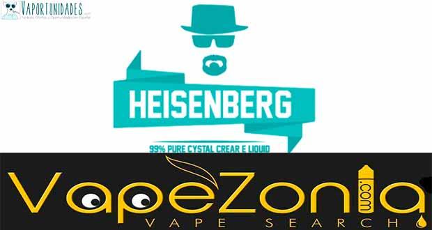 Heisenberg - Oferta en Vapezonia